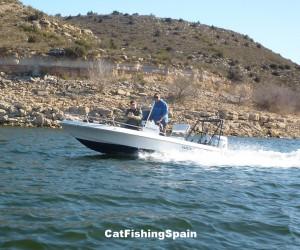 carpfishing in Spain