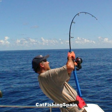deep-sea fishing in Spain