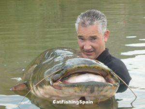 Catfishing in Ebro