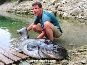 catfishing in Spain