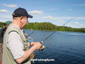 Carp fishing Mequinenza Zander fishing Mequinenza
